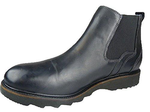 GEOX Herren Boots/Stiefel U RODEO B Schwarz/Black U24S3B 00045 C9999 (H-65) (42)