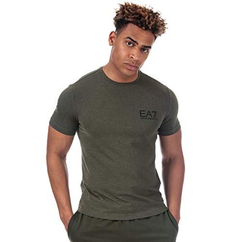 Emporio Armani Herren T-Shirt Gr. XL, grün