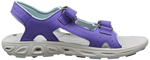 Columbia  YOUTH TECHSUN VENT, Sandales pour garçon Violet - Purple (546)