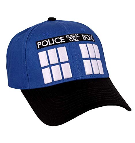 Casquette Doctor Who - Tardis