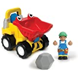 WOW Toys - Tip-it Toby, coche de juguete (01028)