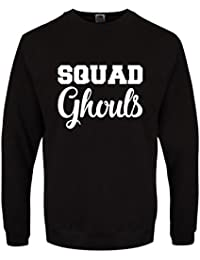 Sweat-shirt Squad Ghouls Homme Noir