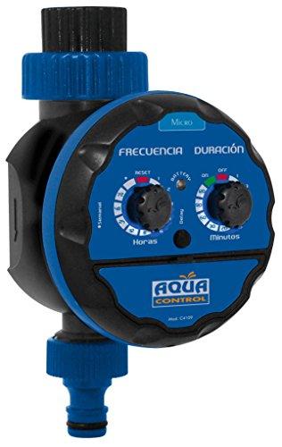 Aqua Control C4109 - Programador de grifo acorazado