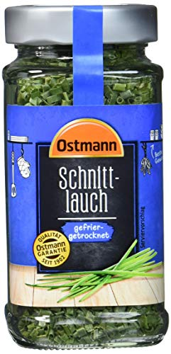 Ostmann Schnittlauch gefriergetrocknet, 3er Pack (3 x 12 g)