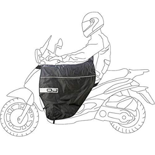 jfl-TC Chancelière Pro Leg spécifique pour Piaggio x7 x 7 125 2008 08 imperméable Coupe-Vent OJ Atmosfere Moto Scooter