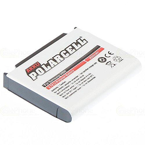 cellePhone PolarCell Akku Li-Polymer für Samsung SGH-E950 L170 L810 M6710 S3310 S7330 U800 U900 ( ersetzt AB653039CE / AB653039CU )