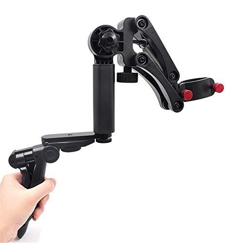 TianranRT Gimbal Stabilisator 4. Achse Stabilisator für 3 Achse Telefon Gimbal OSMO Mobile 2 Keychain Remote Kit