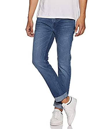 French Connection Men's Slim Fit Stretchable Jeans
