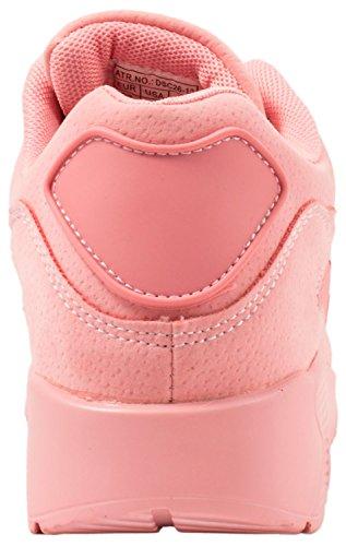 Elara - Sneaker Donna Pink Basic Flair