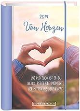 Terminplaner 2019 Von Herzen: Terminplaner Hardcover
