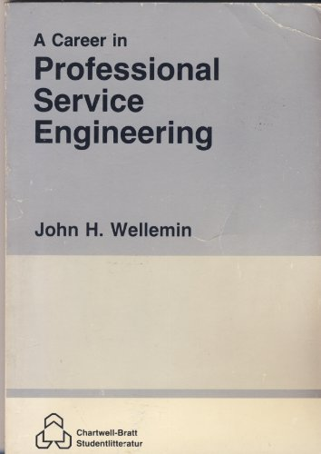 A Career in Professional Service Engineering
