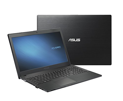 ASUS P2540UA-XO0198T-OSS1 15.6-Inch HD Professional Notebook - (Black) (Intel Core i3-7100U, 4 GB RAM, 1 TB HDD, Windows 10 Pro)