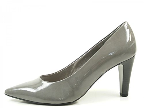 Gabor Shoes Fashion, Scarpe con Tacco Donna Grau