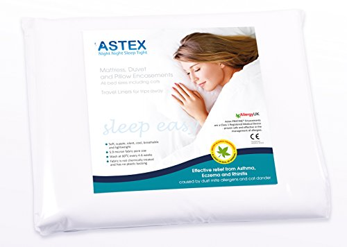 Astex Pristine Anti Allergie Große Kinderbett Matratze Encasement -