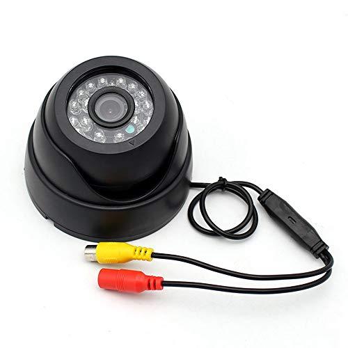 HYTM Telecamera CCTV per Camper carovana AHD Dome per retromarcia, Sistema di sorveglianza di Sicurezza con Visione Notturna, Traccia di Movimento,AHD1080PwithMicrowave