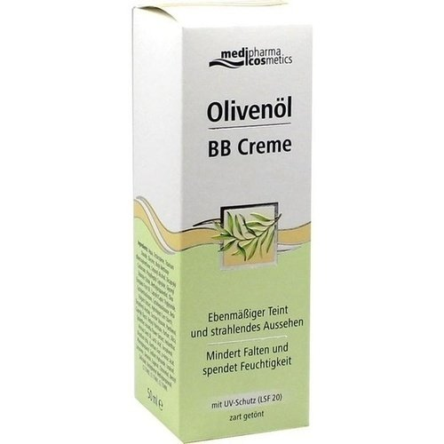 Olivenöl Bb Creme 50 ml