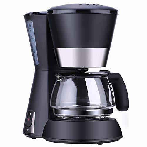 ZUZEN Machine à Café Multifonctionnelle Extraction avec ContrôLe De La TempéRature De PréCision Filtre De Densité RéSistant à La Chaleur Anti-Gouttes pour ThéIèRe