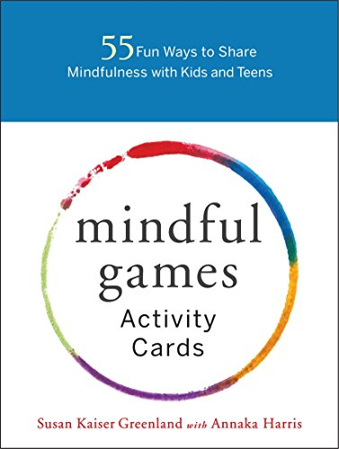 Mindful Games Activity Cards por Susan Kaiser Greenland