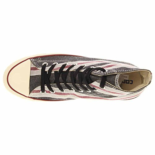 Converse - - Chuck Taylor All Star Hi Chaussures Black/Gooseberry