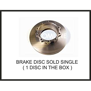 Man 35.480 Fdnlc 12.4 Rear Brake Disc Single Year 6/2008-> Dvu