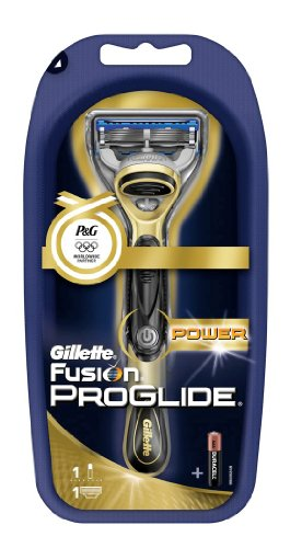 gillette-fusion-proglide-power-golden-rasierer
