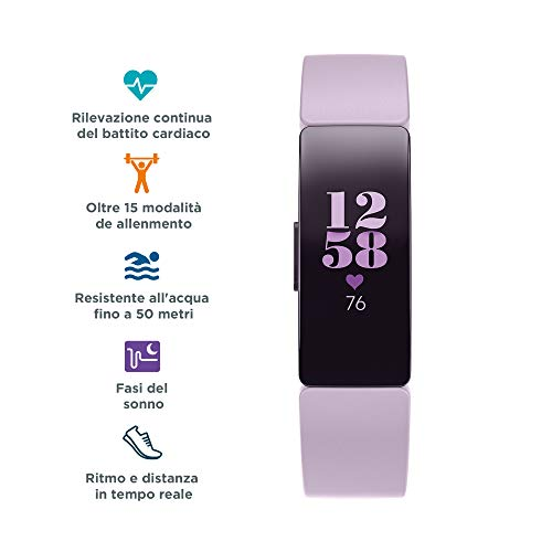 Zoom IMG-2 fitbit inspire hr tracker per