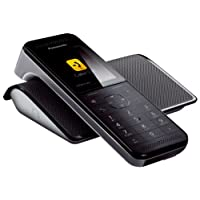 PANASONIC CORDLESS PHONE WITH SMARTPHONE CONNECT KXPRW110