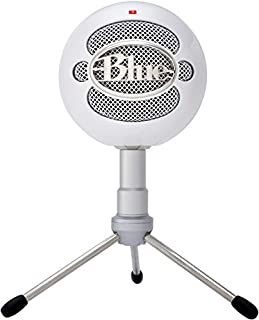 Blue Microphones Snowball Ice USB Microphone - White (B006DIA77E) | Amazon Products