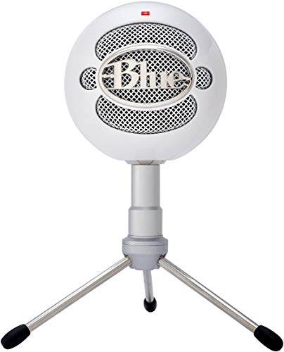 Blue Snowball iCE USB Mikrofon - Weiß Voice-message-system