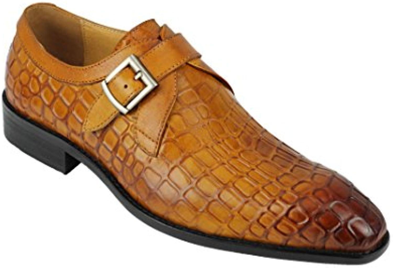 Xposed - Zapatos Monk hombre  Zapatos de moda en línea Obtenga el mejor descuento de venta caliente-Descuento más grande