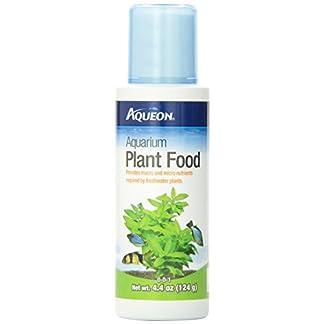 AQUEON Aquarium Aquarium Plant Food, 4-Ounce AQUEON Aquarium Aquarium Plant Food, 4-Ounce 41f0z1jlFWL
