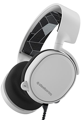 SteelSeries Arctis 3, Cuffie da Gioco, Tutta la Piattaforma, PC / Mac / PlayStation 4 / Xbox One / Nintendo Switch / Android / iOS / VR, Nero