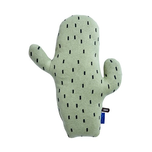 OYOY Cactus Cushion - Small Pale Mint 38 x 9 x 27,5 cm
