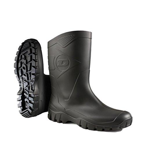 Dunlop DUK680211, Bottines homme Noir (Black 002)