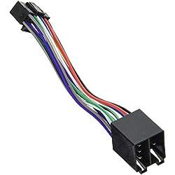 Câble Adaptateur pour autoradio et Haut-parleurs JVC