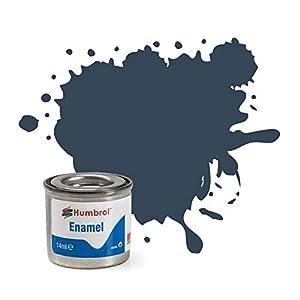Humbrol - Pintura Esmalte, Color Graugrün (Hornby AA2245)