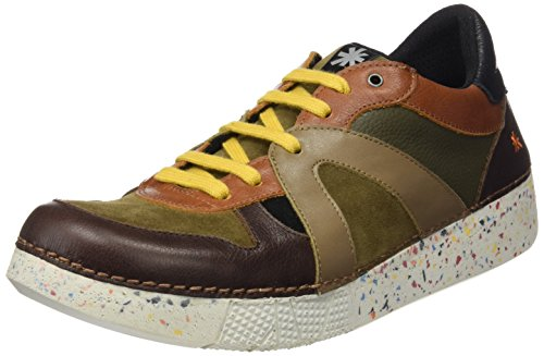 ART 1131 Memphis I Express, Ballerines Derby Homme Marron (Multi Brown)