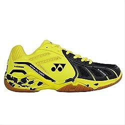 Yonex Super ACE Light Badminton Shoes Blue and Black