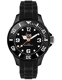 Ice-Watch - ICE forever Black - Montre noire pour garçon avec bracelet en silicone - 000789 (Extra Small)