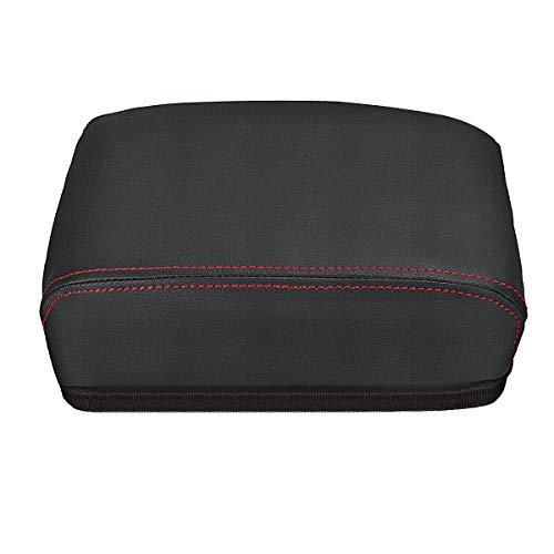 Viviance Pu Leder-Armlehnen-Konsole Seat Armrest Box Cover Für Vw Tiguan Mk2 2016-2018 - Bunte Grenze