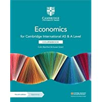 Cambridge International AS & A Level Economics Coursebook with Digital Access (2 Years) (Cambridge International…