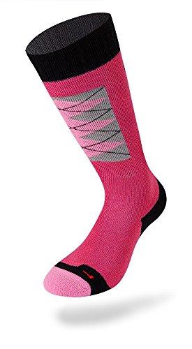Skiing JUNIOR   pink, Größe:27 – 30   09006729321212
