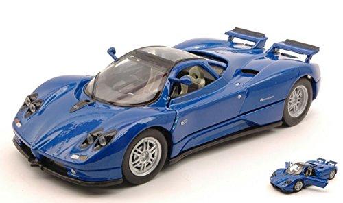 motormax-mtm73272bl-pagani-zonda-c12-1999-blue-124-modellino-die-cast-model