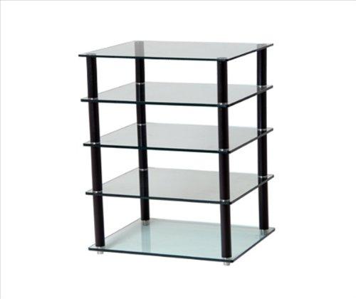 Frosted Glas-tv-ständer (Gem Tief 5Regal Frost/COL HiFi/TV Ständer 600x 500)