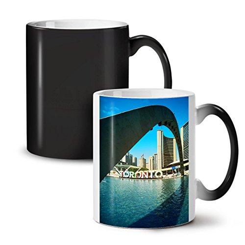 toronto-canada-north-america-black-colour-changing-tea-coffee-ceramic-mug-11-oz-wellcoda