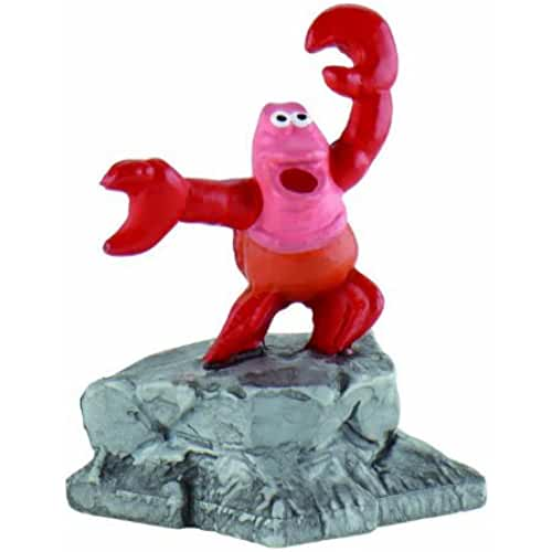 ideas regalos para comuniones kawaii Disney - Little Mermaid - Sebastian Figurine - 2 - Bullyland (japan import)