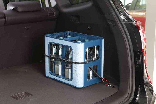 Unitec 75227 Gepäckspanner mit Karabiner, 60 cm