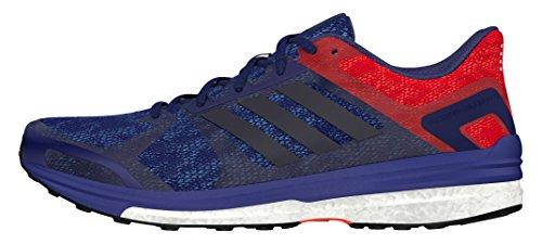 adidas Herren Supernova Sequence 9 Laufschuhe, Blau (Unity Ink/Collegiate Navy/Ray Blue), 42 EU