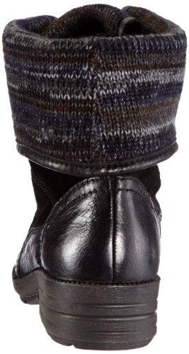 Jana Kapuas-B-1 8-8-25201-21 8-8-25201-21 Damen Stiefel Schwarz (Black 001)