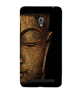 PrintVisa Designer Back Case Cover for Asus Zenfone 5 A501CG (Budha Gautham Gautam God Religion Goddess Ganapathy Ganesh Vinayaka )